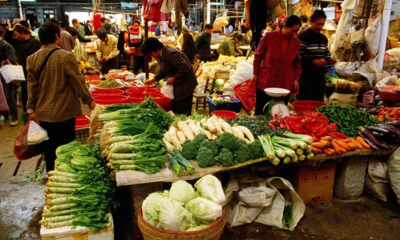 农贸市场实验室检测方案